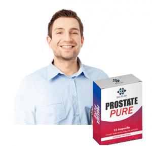 Prostate Pure, nezeljeni efekti, rezultati